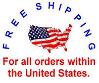 Free USA shipping.